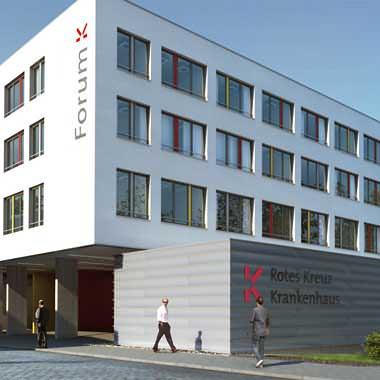 krankenhaus zum roten kreuz
